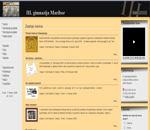 Nova spletna stran, 2009