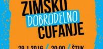 Zimsko dobrodelno cufanje, ŠTUK, 29. januar 2016
