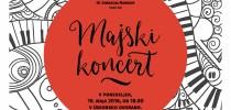 Majski koncert, 2016