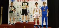 Evropski mladinski prvak, maj 2016