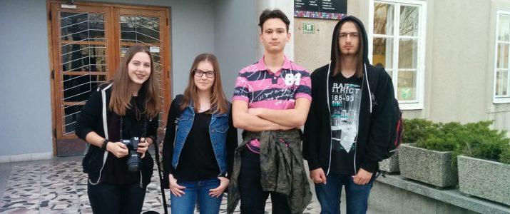 Uspeh naše filmske ekipe, marec 2017