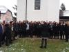 Zborovsko petje III. gimnazije Maribor v Salzburgu, december 2018